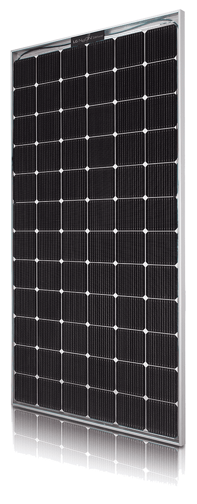 LG Solar BiFacial
